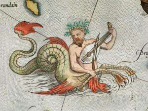 fish-man-lisa-middleton-antique-map